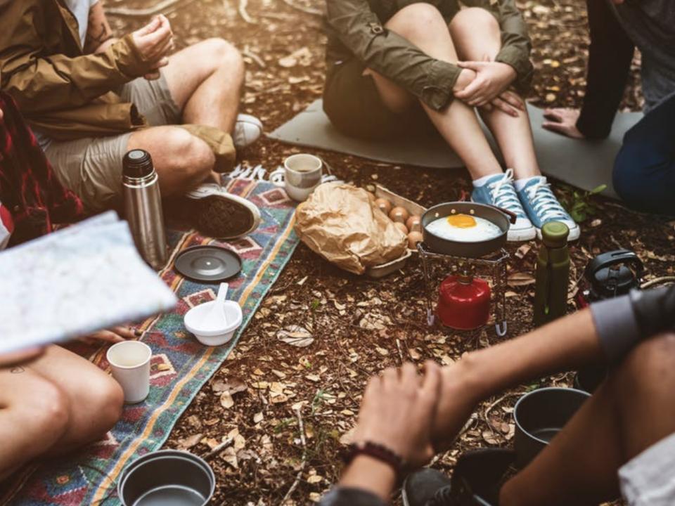 camping børn